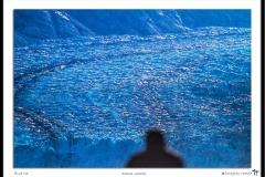Blue Ice - Dawes Glacier